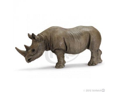 Schleich 14193 - Zvířátko - nosorožec dvourohý, samice
