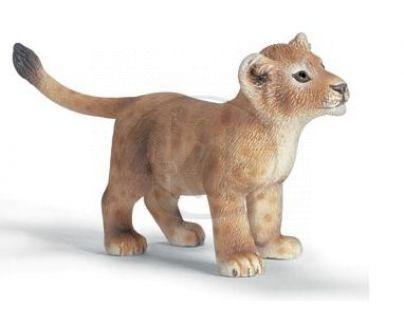 Schleich 14364 - Zvířátko - lvíče