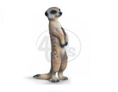 Schleich 14368 - Zvířátko - surikata stojící