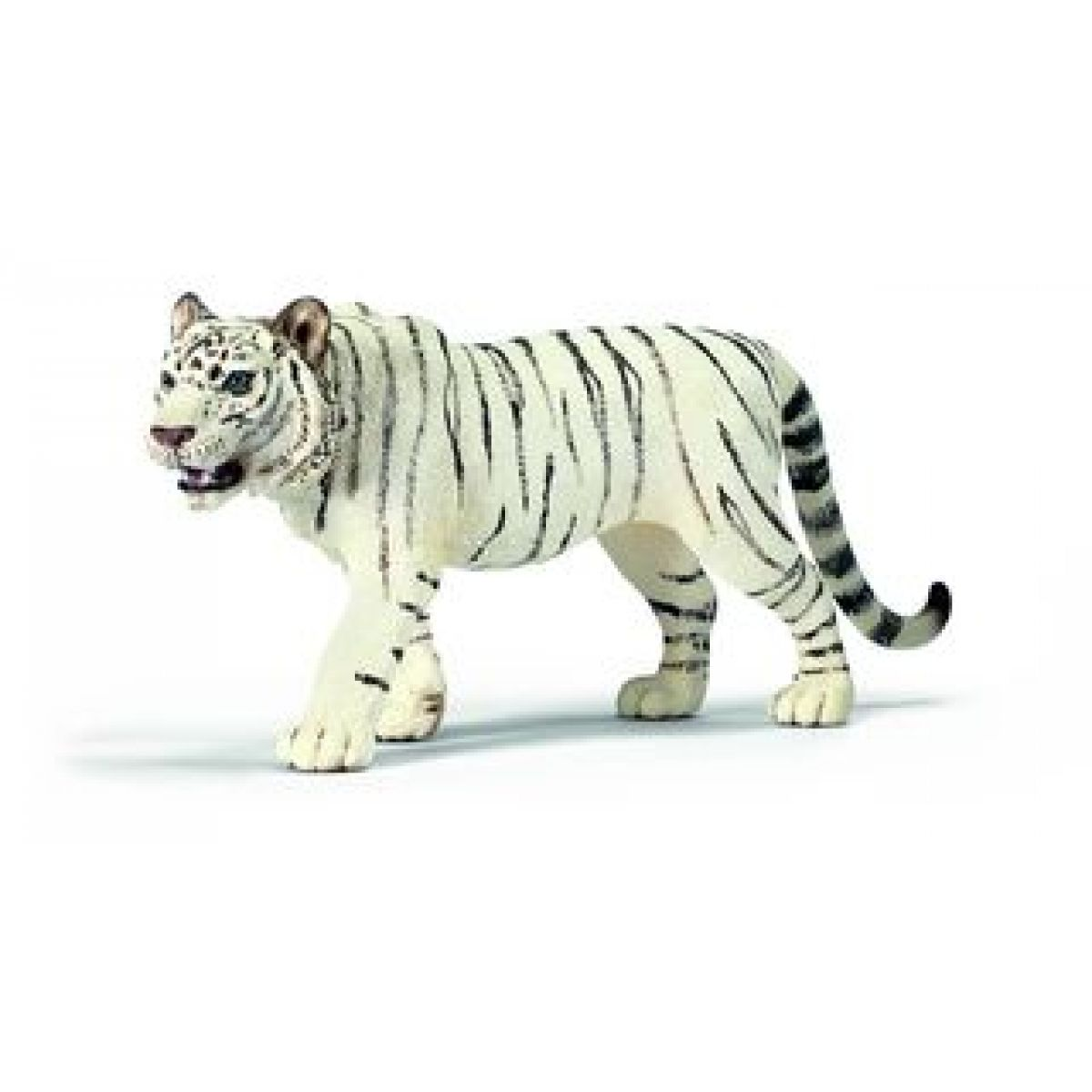 Schleich 14382 - Zvířátko - bílý tygr