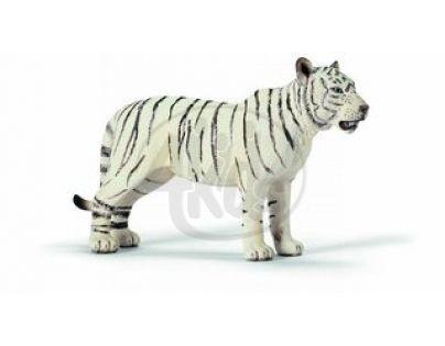 Schleich 14383 - Zvířátko - bílá tygřice