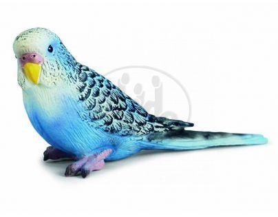 Schleich 14409 - Zvířátko - andulka modrá