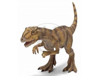 Schleich 14513 - Prehistorické zvířátko - Allosaurus s pohyblivou čelistí