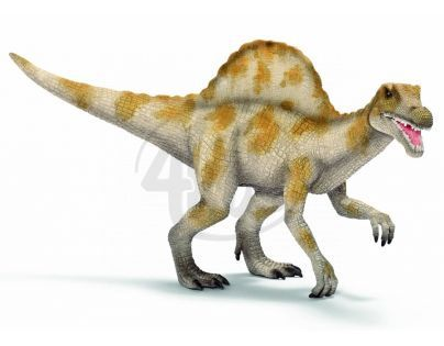 Schleich 14521 - Prehistorické zvířátko - Spinosaurus s pohyblivou čelistí