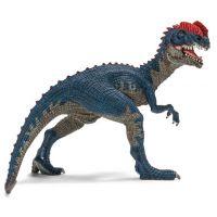 Schleich 14567 Prehistorické zvířátko Dilophosaurus