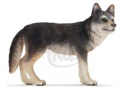 Schleich 14605 - Zvířátko - vlk