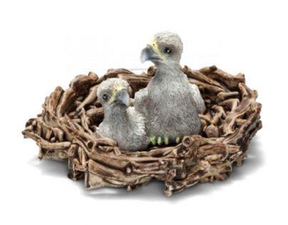 Schleich Orlí mláďata v hnízdě