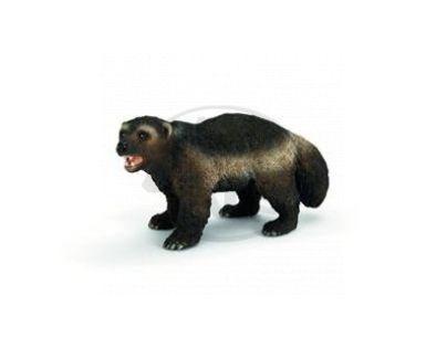 Schleich 14646 - Zvířátko - rosomák