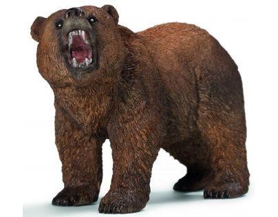 Schleich Medvěd Grizzly