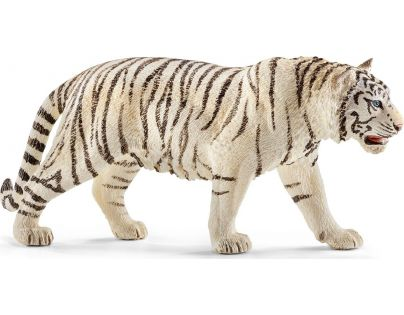 Schleich Tygr bílý