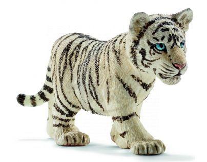 Schleich Mládě tygra bílého