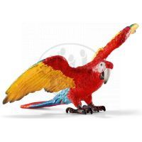 Schleich Papoušek