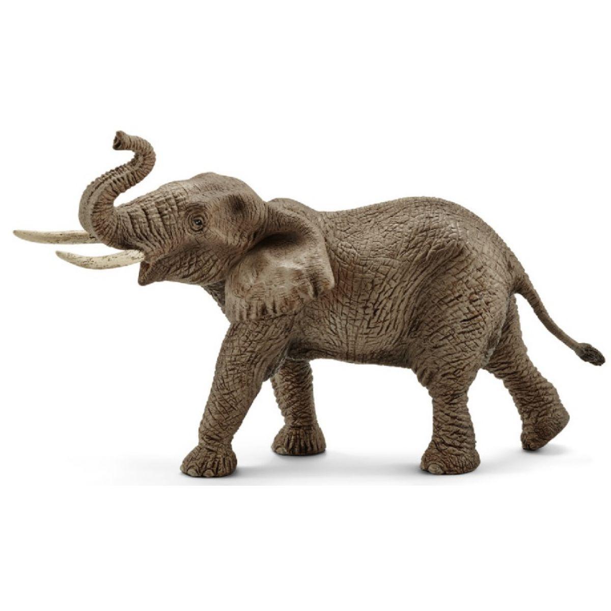 Schleich Slon africký samec