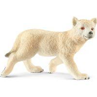 Schleich Zvířátko arktické vlčí mládě