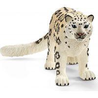 Schleich Zvířátko leopard sněžný