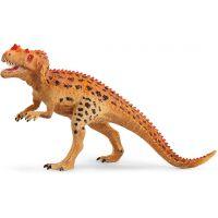 Schleich Prehistorické zvířátko Ceratosaurus s pohyblivou čelistí