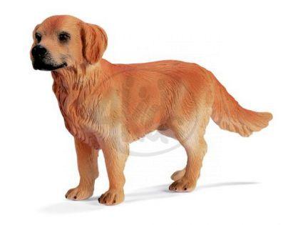 Schleich Pes Zlatý Retriever