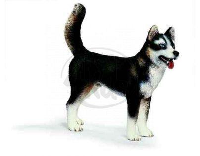 Schleich 16371 - Zvířátko - husky pes