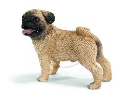Schleich 16381 - Mops, pes