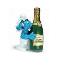 Schleich 20708 - Šmoula se šampaňským