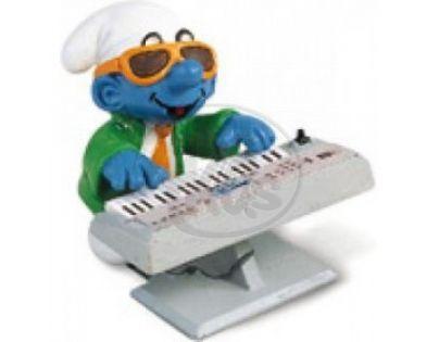 Schleich 40250 - Šmoula s klávesami