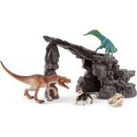 Schleich Jeskyně s dinosaury