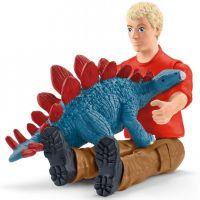 Schleich 41465 Útok Tyranosaura Rexa 3