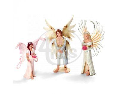 Schleich Scenery set - Svatba Elfů