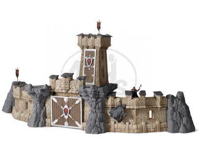 Schleich Velký rytířský hrad s příslušenstvím