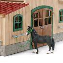 Schleich 42195 Stáj s koňmi a příslušenstvím 4