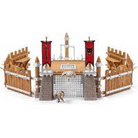 Schleich 42273 Bojová aréna se dvěma rytíři a příslušenstvím 2