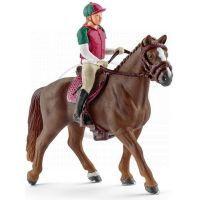 Schleich 42288 Kůň s jezdcem