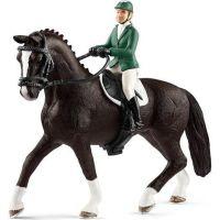 Schleich 42358 Jezdec s koněm
