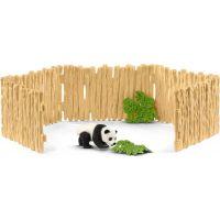 Schleich 42429 Ohrada pro pandy