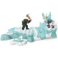 Schleich Útok na ľadovú pevnosť