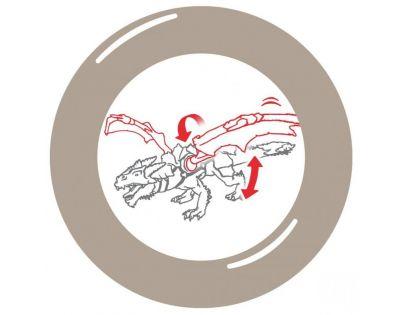 Schleich 70100 Rytíř na draku s pohyblivými křídly