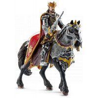 Schleich Dračí rytíř Král na koni