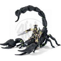 Schleich 70124 Bojovník na škorpiónovi