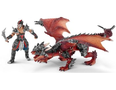 Schleich 70128 Bojovník s drakem