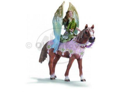 Schleich 70416 - Elfí víla Surah na koni
