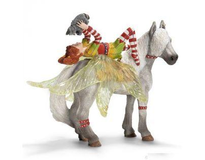 Schleich 70427 - Elf Marvin na koni