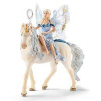 Schleich 70537 Elfí víla Lunaja na koni