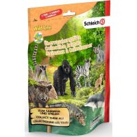 Schleich 87862 Vrecko s prekvapením africké zvieratká L séria 4