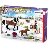 Schleich 97447 Adventní kalendář - Koně