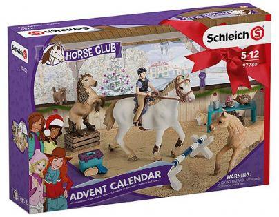 Schleich 97780 Adventní kalendář 2018 Koně