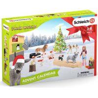 Schleich Adventní kalendář 2019 Domácí zvířata