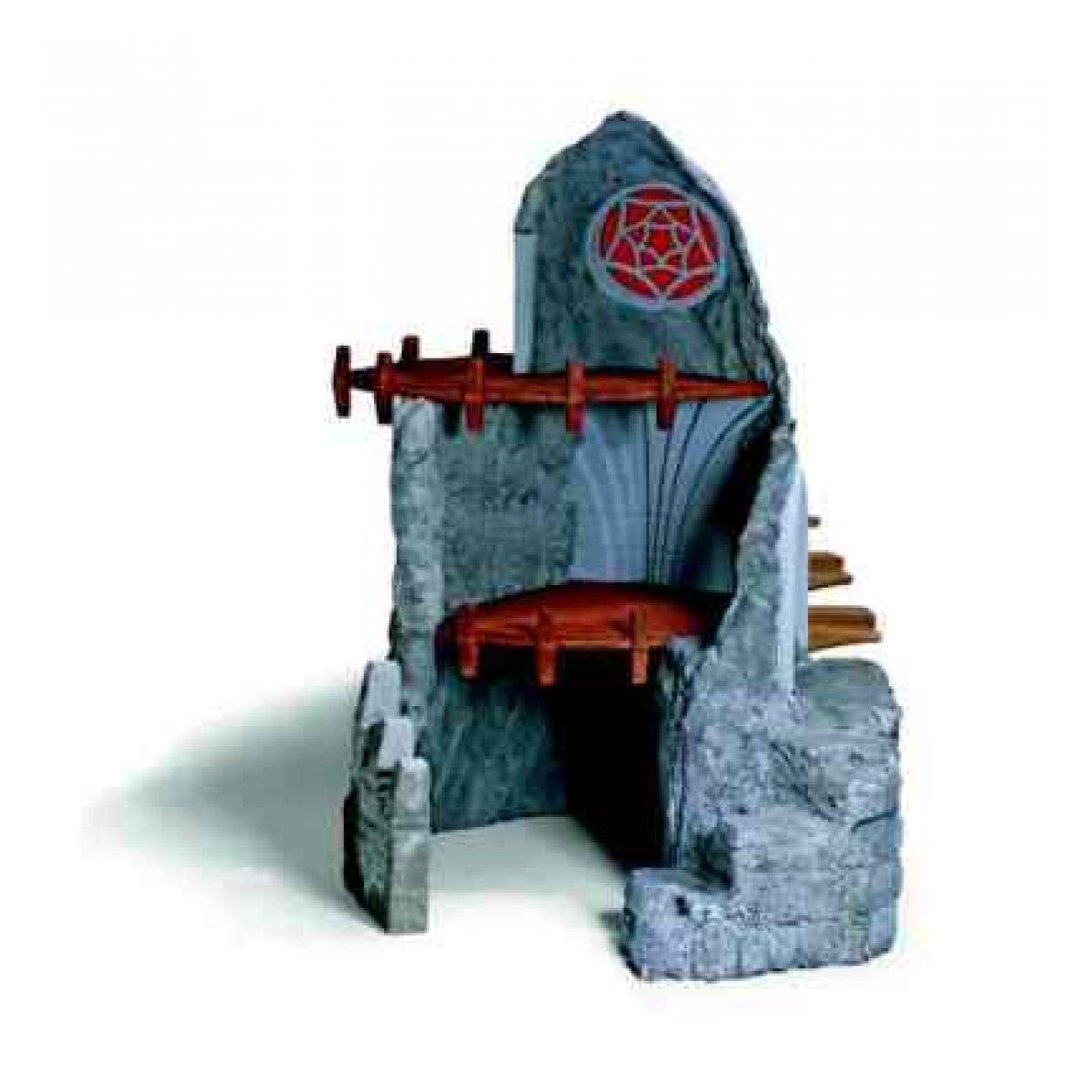 Schleich 42033 - Elfí dům temný, kamenný