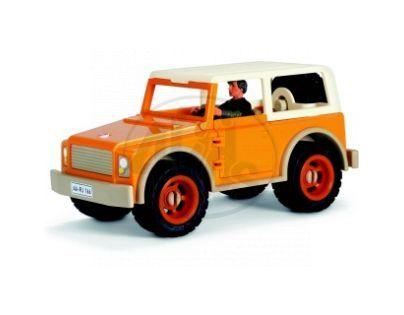 Schleich 42025 - Terénní vůz s řidičem