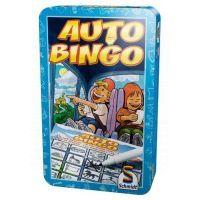 Schmidt 12163 - Auto-Bingo - hra v plechové krabičce