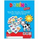 Schmidt 12408 - Domino junior - hra v plechové krabičce 2